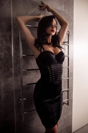 Nefertiti ebony escort girls and erotic massage